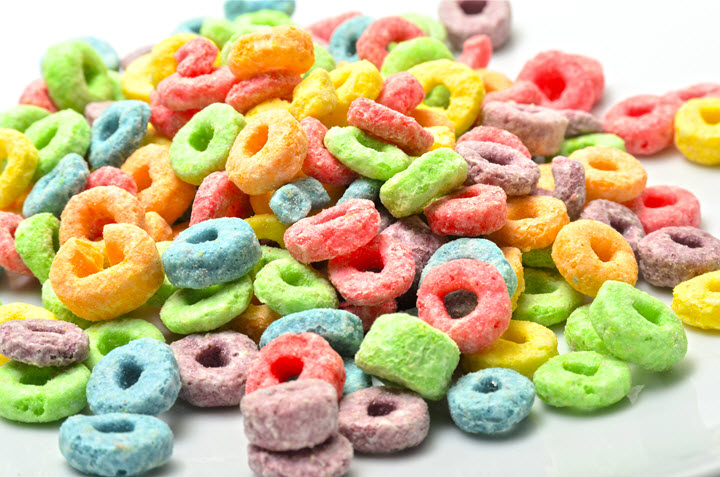 Fruit Loops.